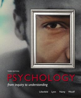 Psychology: From Inquiry to Understanding (paperback) Plus NEW MyPsychLab with Pearson eText -- Access Card Package