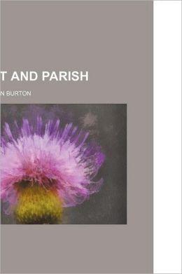 In Pulpit and Parish