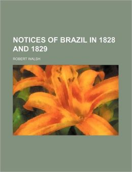 Notices Of Brazil In 1828 And 1829 (Volume 2)