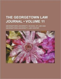 The Georgetown Law Journal