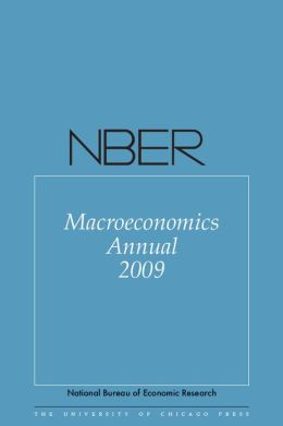 NBER Macroeconomics Annual 2009, Volume 24