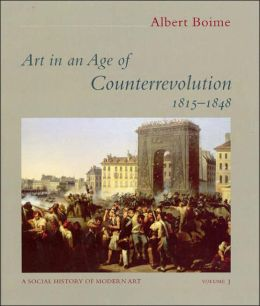 Art in an Age of Counterrevolution, 1815-1848