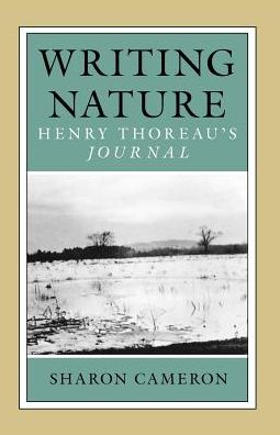 Writing Nature: Henry Thoreau's Journal
