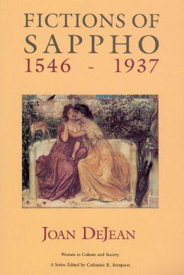 Fictions of Sappho 1546-1937