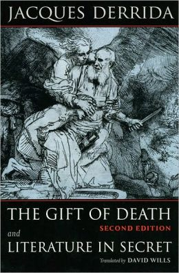 Gift of Death and Literature in Secret