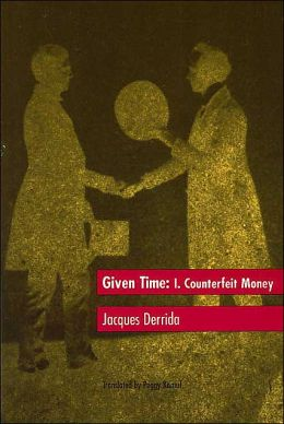 Given Time: Counterfeit Money