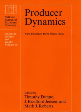 Producer Dynamics: New Evidence from Micro Data