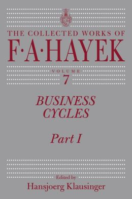 Business Cycles: Part I