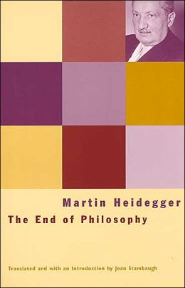 The End of Philosophy