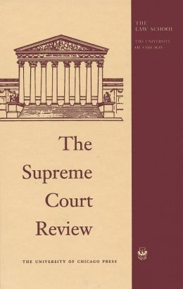 The Supreme Court Review, 1995