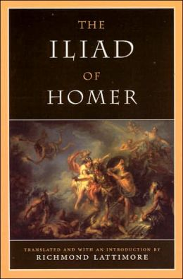 The Iliad of Homer (Lattimore translation)