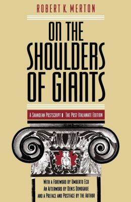 On the Shoulders of Giants: A Shandean Postscript