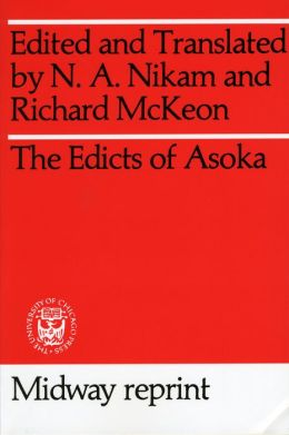 Edicts of Asoka