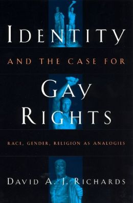 Identity and the Case for Gay Rights: Race, Gender, and Religion as Analogies