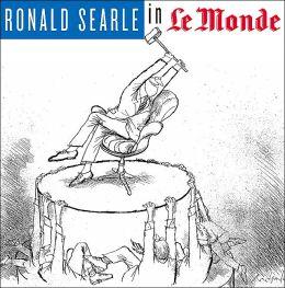 Ronald Searle in le Monde