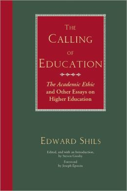 The Calling of Education: