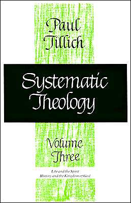 Systematic Theology: Life and the Spirit : History and the Kingdom of God