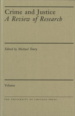 Crime and Justice, Volume 39