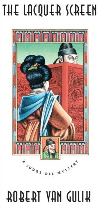 The Lacquer Screen: A Chinese Detective Story