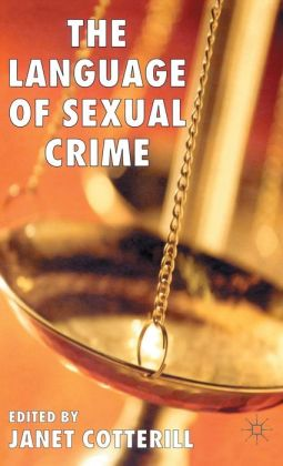 Language of Sexual Crime
