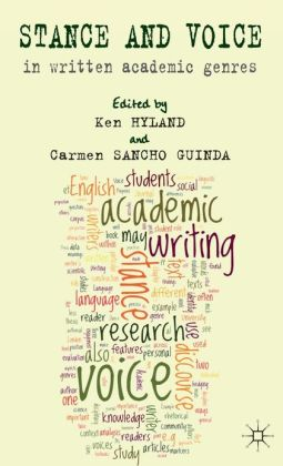 Stance and Voice in Written Academic Genres