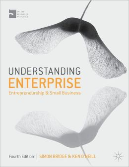 Understanding Enterprise: Entrepreneurship and Small Business