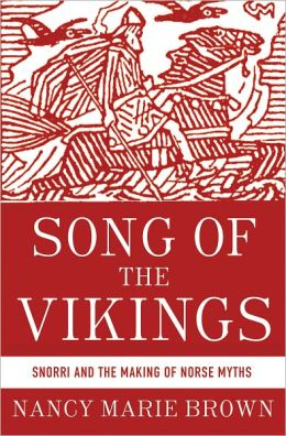 Song of the Vikings book cover