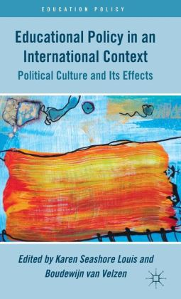 Educational Policy in an International Context: Political Culture and Its Effects