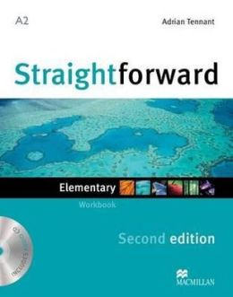 Straightforward Elementary Level: Workbook Without Key + CD