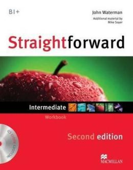 Straightforward Intermediate Level: Workbook Without Key + CD