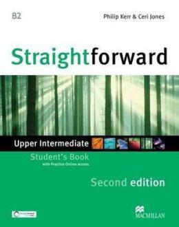 Straightforward Upper Intermediate Level: Student's Book + Webcode