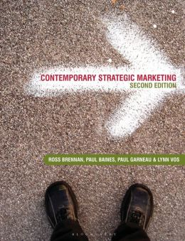 Contemporary Strategic Marketing