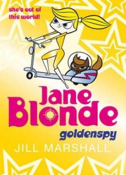 Goldenspy (Jane Blonde Series #5)