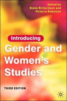 Introducing Gender & Womens Studies
