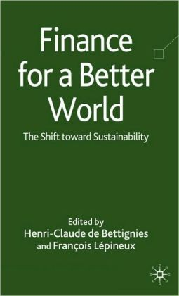 Finance for a Better World: The Shift Toward Sustainability