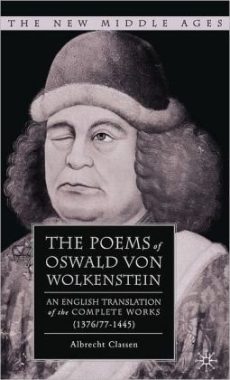 Poems of Oswald von Wolkenstein