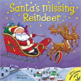 Play the missing reindeer