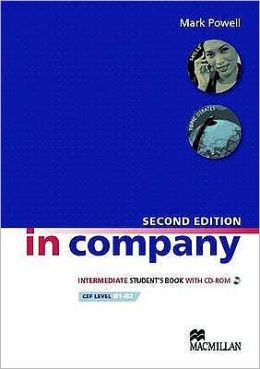In Company Intermediate: Student Book + CD-ROM Pack