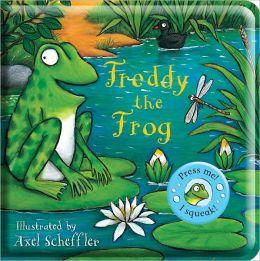 Freddy the Frog: Bath Book