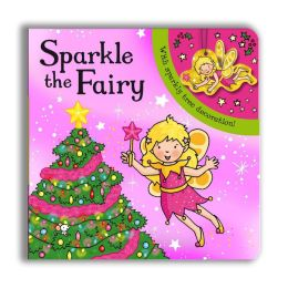 Sparkle the Fairy!