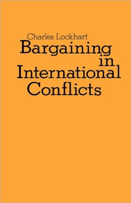 Bargaining In International Conflicts