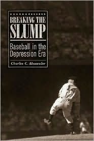 Breaking the Slump: Baseball in the Depression Era
