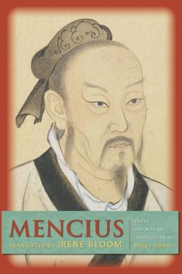 Mencius (Bloom Translation)