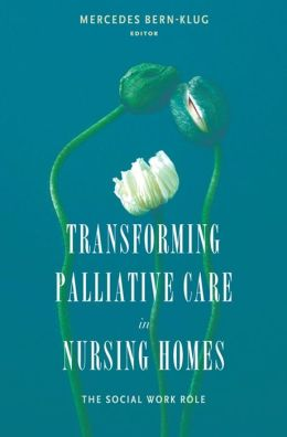 Transforming Palliative Care in Nursing Homes: The Social Work Role