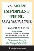 Book Cover Image. Title: The Most Important Thing Illuminated:  Uncommon Sense for the Thoughtful Investor, Author: Howard Marks