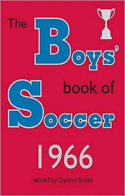 Boys' Book of Soccer 1966