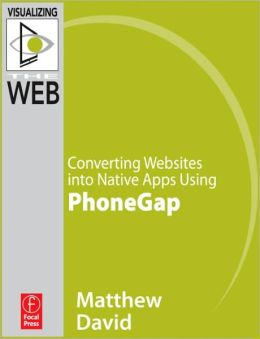 Converting Websites into Native Apps using PhoneGap