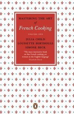 julia child mastering the art of french cooking pdf