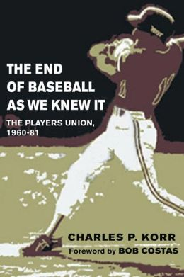 The End of Baseball As We Knew It