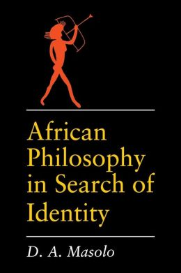 African Philosophy In Search Of Identity